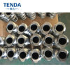 Screw Elements and Barrel for Plastic Extruder