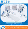 High Quality Surgical Lap Sponges (abdominal gauze) with Blue Loop and X Ray Barium Chips
