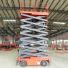 Electric Scissor Lift Aerial Work Platform Sjy2-9