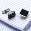 New Style Fashion Onyx Men′s Cufflinks