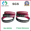 Promotional Gifts Silicone Wristband with Debossed Logo
