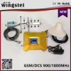 2017 New Design 2g 3G 4G 900/1800MHz Mobile Signal Booster