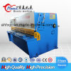 QC12k Mild Steel 8*6000 Hydraulic Swing Beam CNC Shearing Machine with E21s Controller