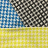 Plain Weave Houndstooth Wool Fabric