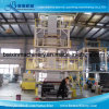 PE Post Bag Film Blowing Machine