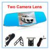 5 Inch Display Double Lens Automobile with Car Camera
