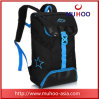 Black Sports Backpack Gym Duffle Bag Sports Bag for Outdoor
