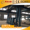 Lightweigt Concrete Brick Machine, Semi-Automatic Cement Brick Making Machine