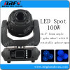 Church Stage Lighting Mini 100W LED Moving Head Spot Light