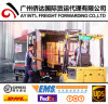 Competitive Express Courier Services (EMS express rates Shenzhen to Pakistan)