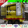 Series Zym-200 Trailer Type Transformer Oil Purifier Recycling Device