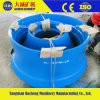 Best Quality Jaw Crusher Parts Bowl Liner