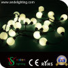 Color Changeable DMX 512 RGB Christmas String Ball Lights
