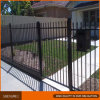 Steel Yard Welded Fence Panel and Pedestrian Door