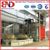 Large Forklift Box Furnace Heat Treatment Production Line