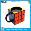 Gift Favor Rubik Shaped Custom Coffee Cup