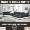 Modern Furniture U Shape Leather Corner Sofa for Australia