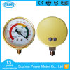 2.5′′ 63mm Yellow and Red Steel Case Vacuum Pressure Gauge