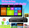 T8 PRO Amlogic S812 Quad Core Android 5.1 Smart TV Box Android TV Box Kodi Xbmc Full Loaded Rooted See Larger Imageamlogic S812 T8 PRO Quad Core Metal TV Box