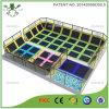 Cheap Funny Outdoor Trampoline Park for Adult