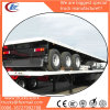 Container Carrier Skeleton Framing Semi-Trailer with 3 Axles