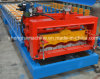 Panel Glazed Tile Roll Forming Machine / Roll Forming Equipment for Steel Construction
