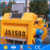 Self-Designed with Large Capacity Js1500 Concrete Mixer