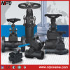 A105 Threaded Flanged Forged Steel Valves