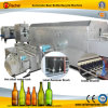 Automatic Wine Bottle High Pressure Cleaner Equipment