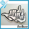 3 D Effect of Strong Stereo Feeling Gestures Sticker