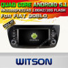 Witson Android 5.1 Car DVD for FIAT Doblo (A5533)