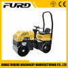 1t Full Hydraulic Vibrator Roller Soil Compactor with Infinitely Variable Speed (FYL-880)