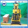 200m Depth Diesel or Electric Portable Water Drilling Rig Machine