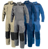 Flame-Retardant Winter Padded Workwear/Winter Working Overall