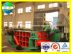 Aluminum Waste Scrap Metal Baler for Recycling (YDF-250A)