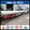 Cimc Huajun Container Transportation Lowbed Lowboy Trailer