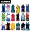Cheap Custom Sublimation Netball Dresses Uniforms Design (N004)