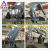 Electric Hydraulic Foldble and Telescopic Boom Marine Deck Ship Crane