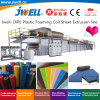 Jwell- IXPE Plastic Foaming Coil Sheet Recycling Making Extruder Plastic Cup Machine Used in Building|Chemical|Pipe Thermal Project