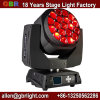 LED Infinite Rotation Very Popular Di Dico Night Club Use 19PCS LED Big Bee Eye/Bee Eye Moving Head Light