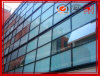 Strutural Aluminum Glass Wall Facade with Integrated Insulation