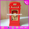 Wholesale Cheap Cute Wooden Cat Piggy Bank for Kids Saving Money W02A273