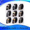 Genuine Leather Automatic Belt Buckles for Men