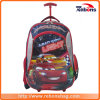 Waterproof Allover Pattern Trolley School Bags with Cartoon Characters