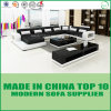 Modern Miami Sectional Leather Sofa Living Room Furniture