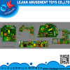 Handmade Playful Attractive Indoor Soft Playground