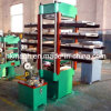 CE Approved Vulcanizing Press Rubber Tile Machine