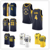 Pacers Jerseys 4 Victor Oladipo 33 Myles Turner Basketball Jerseys