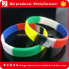 Factory Supply Colorful Silicone Thin Bracelet