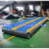 Indoor Inflatable Air Track Cushion Guide Gymnastic Exercise 0.55mm PVC